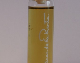 Miniature Perfume water activated of Oscar of the RENTA