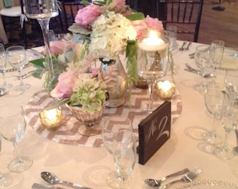 Sequin Centerpiece Tablecloth Runner Wedding Centrepiece