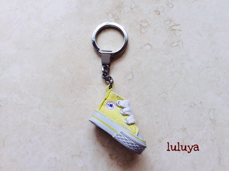 Converse Shoe Keychain
