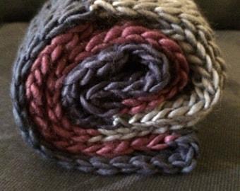 Infinity Scarf, Eternity Scarf, Knit Scarf, Winter Scarf, Warm Scarf, Winter Scarves
