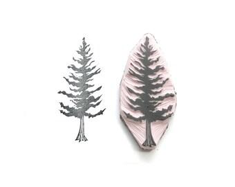 Pine Tree Stamp | 001002