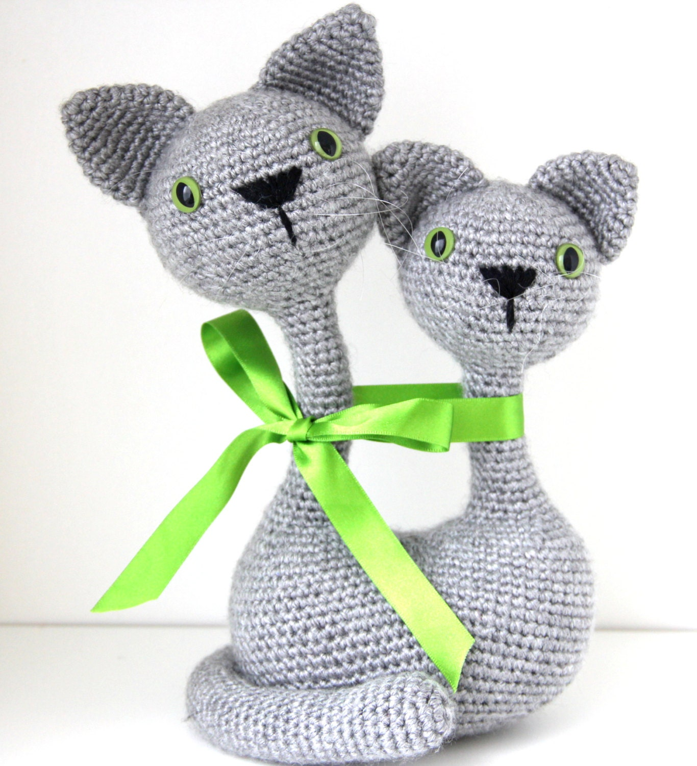 amigurumi katze sch ne katze h keln von lavendergiraffatoys auf etsy. Black Bedroom Furniture Sets. Home Design Ideas