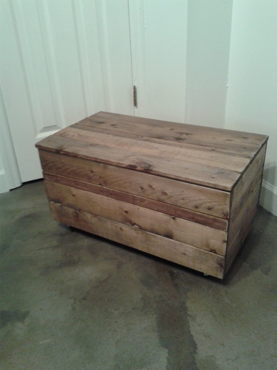 Rustic Toy Chest Rustic Coffee Table By Ellistownstudios