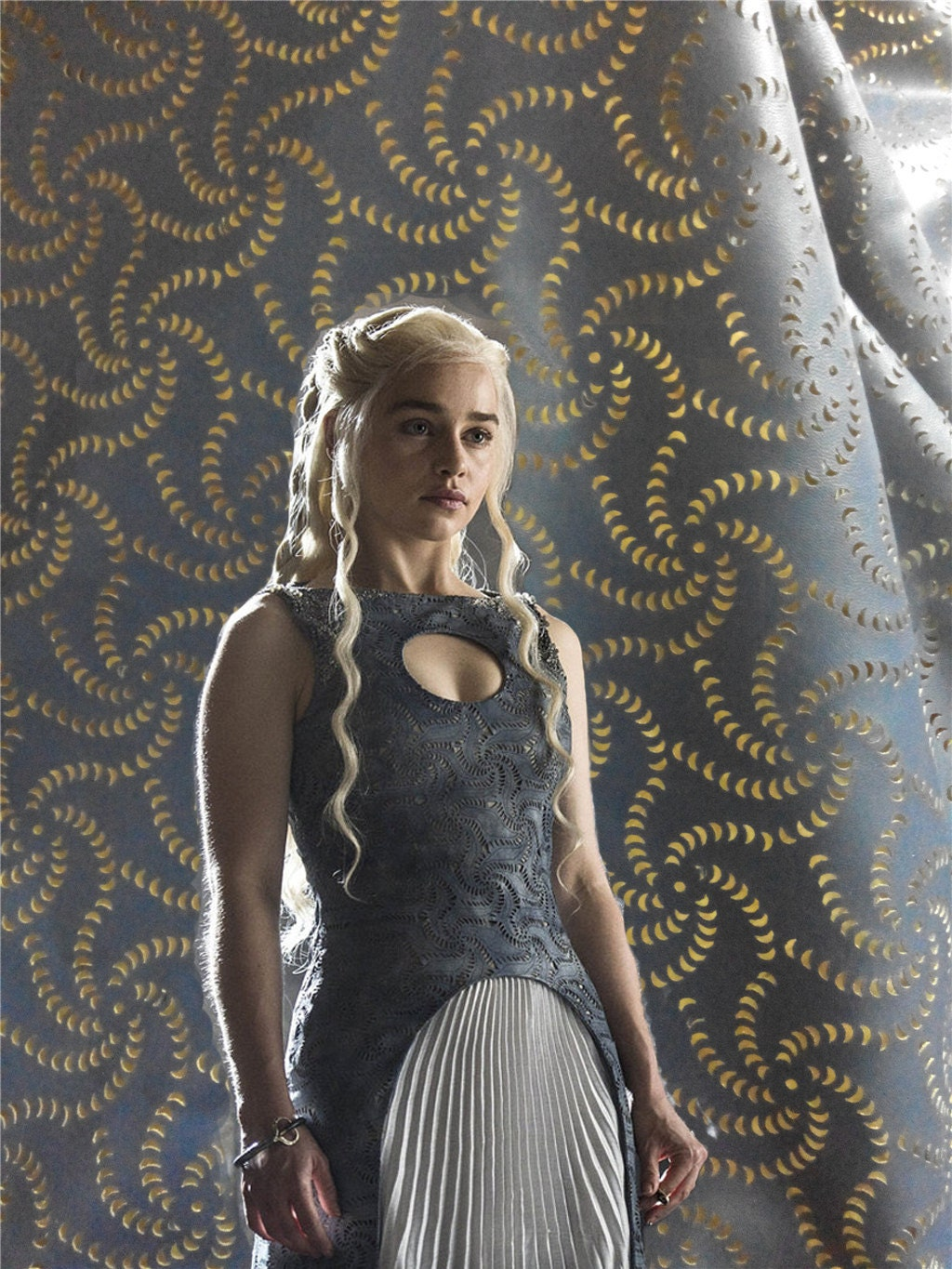 daenerys targaryen blue white - photo #22