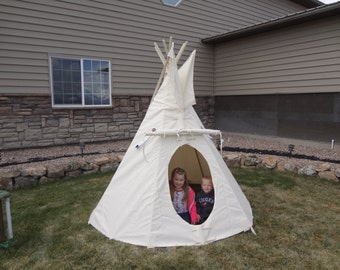 Kid's Teepee by Red Hawk Trading