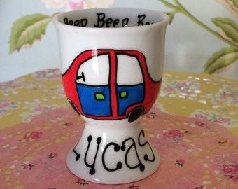 Egg Cup Bespoke Design