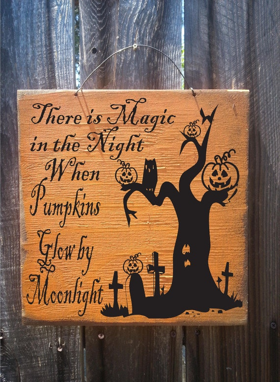 Halloween decor, Fall decor, Autumn decor, Halloween Sign, Pumpkin decor, Halloween decoration, pumpkin decoration, fall sign, 126