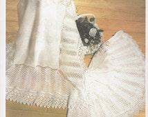 Popular items for christening shawl on Etsy