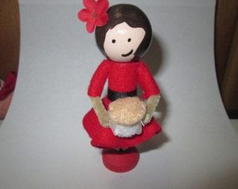 Clara Oswin Oswald Doll