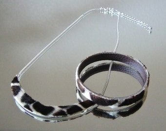 PARURE necklace breastplate & bracelet
