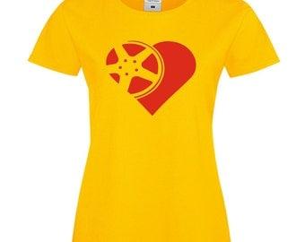 Alloy Heart - Womens T-shirt