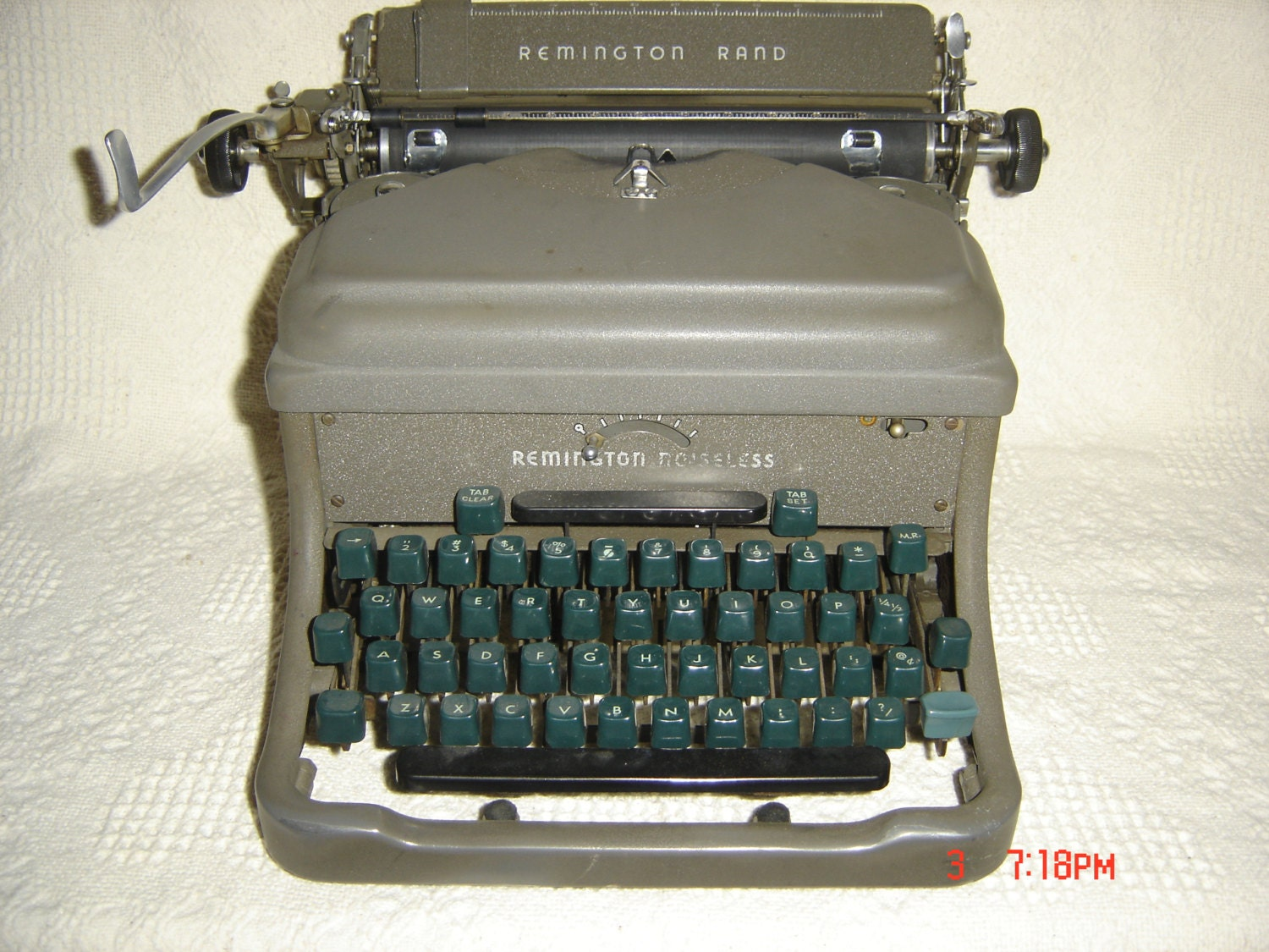 Five Practical Uses for a Vintage Manual Typewriter