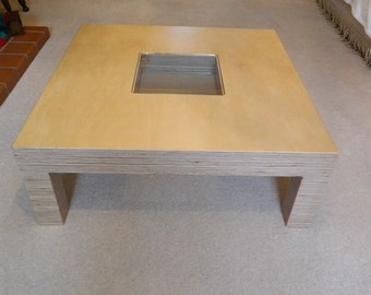 Coffee Table Modern swedish Design One of our new Bjork  range