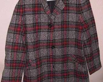Vintage  1970's Women's Pendleton Coat