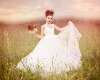 Mystical Tulle Gown