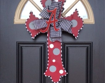 Cross Door Hanger, Sports Team