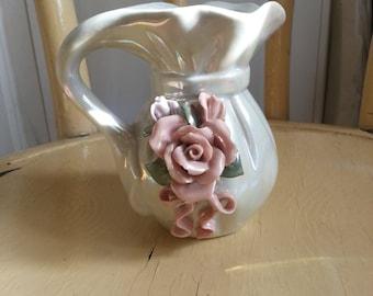 Vintage 1950's Rose Vase