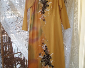 Asian style long dress/top***SALE