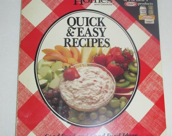 Items Similar To Recipes Cake Quick And Easy Recipe Book