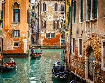 Italy - Venice - Gondola - SKU 0159