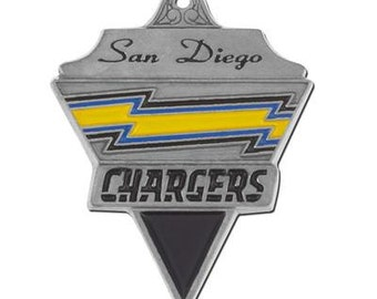 San Diego Chargers Charms
