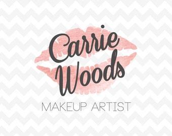 Premade Logo Design - Makeup Artist Logo - Watermark - Photography Logo
