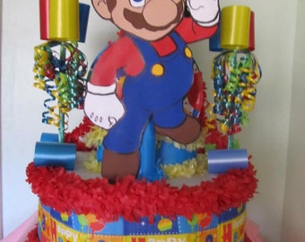 Mario Brothers Pinata
