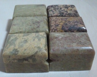 Soapstone Box, All Soapstone, India, Hands of India, Honey Gamboge Collection, Set of 2, Vintage Box, Ancient Stone, Sarcophagus Styling