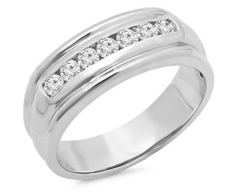 Mens Diamond Ring .70 ct. tw.