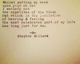 Poem #90 Print/Bookmark