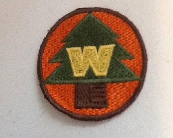 """Wilderness Explorer Patch - 2 1/2"""" in Diameter"""