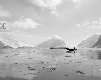 White Continent | South Shetland Islands, Antarctica ~ Glacier and Mountain Landscapes ~ Antarctic Exploration ~ Photography on Canvas