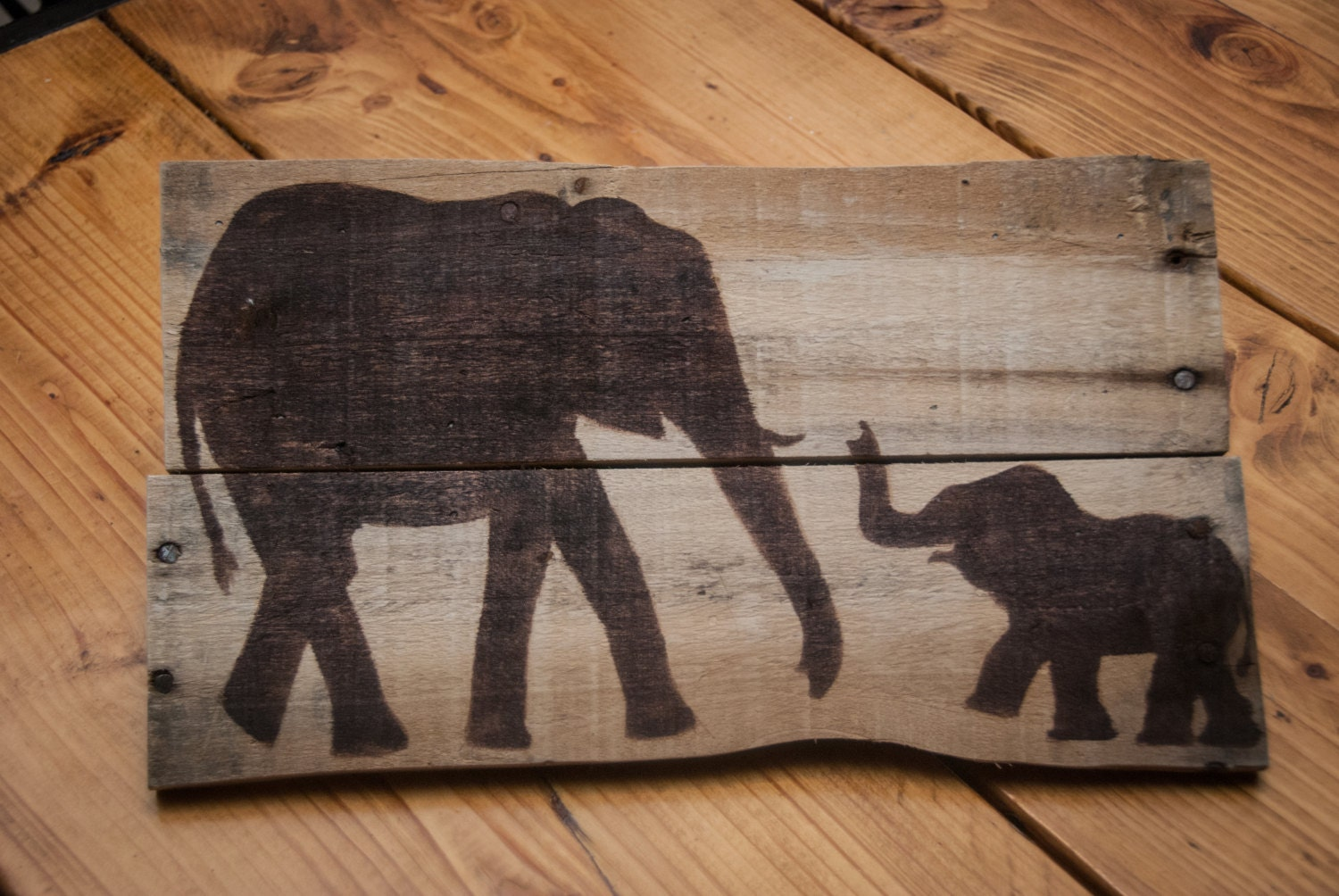 Elephant decor elephant nursery elephant home decor elephant Elephant home decor items