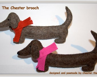 The Chester brooch