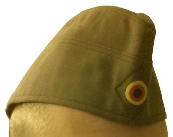 West German Bundeswehr Schiffchen Garrison Cap Size 60
