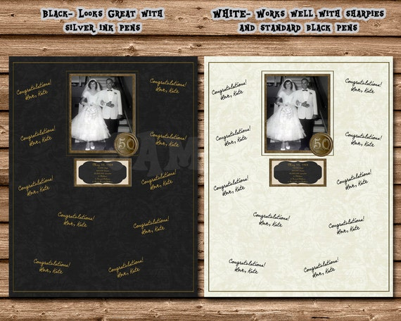 50th Wedding Anniversary Gift Ideas For Guests : ... Anniversary Ideas50th Anniversary Gift50th Anniversary Guest