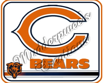 Chicago Bears Mouse Pad