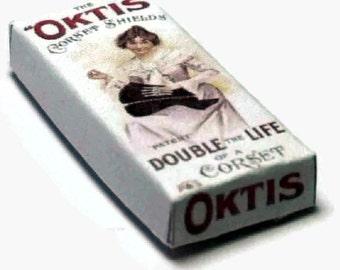 Otkis Corset Box Dolls House Miniature