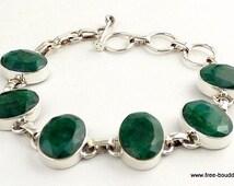 BRACELET jewelry Emerald promo discount - 25% emeral pearl bracelet da25