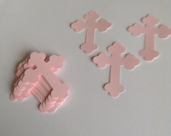 Cardstock Crosses Die Cuts