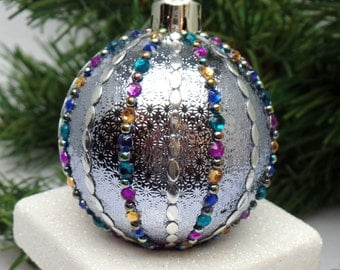 Crown Jewels Christmas Ornament