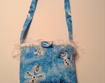 Olaf purse for little girls