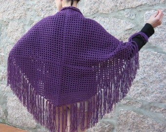 Waisted Shawl
