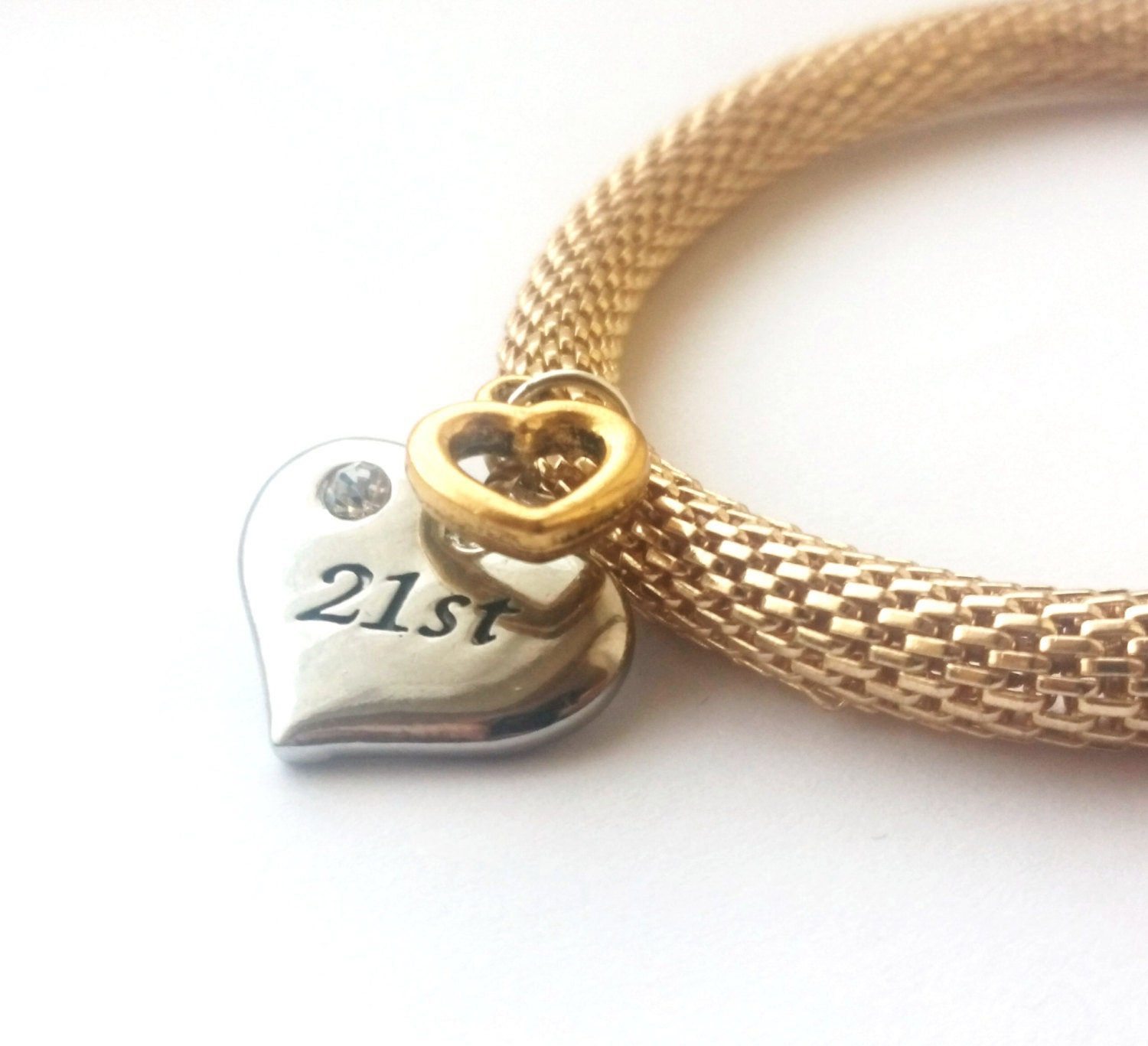 21st Birthday Gift For Her Gift Idea Bracelet Jewelry By