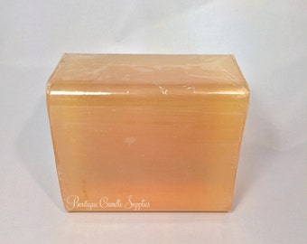 Honey Melt & Pour Soap Base - 500g