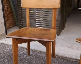 Gunlocke Library Chairs