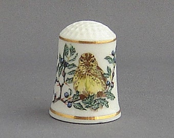 Franklin Thimble - Yellowhammer (Songbirds Series)