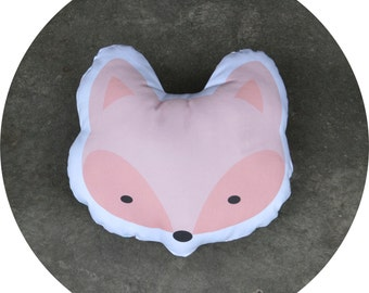 SALE - Ollie Fox Nursery Pillow