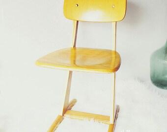 Chair child vintage Casala