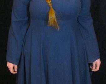 Full Length Fair Maiden Dress